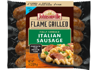 Flame Grilled Italian Sausage