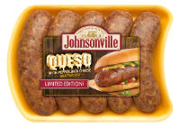 Queso With Pepper Jack Cheese Brats